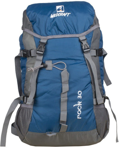 Wildcraft Rock Blue Rucksack - adventurzz - 1