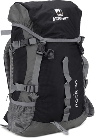 Wildcraft Rock Grey Rucksack - Adventurzz.com