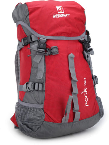 Wildcraft Rock Red Rucksack - adventurzz