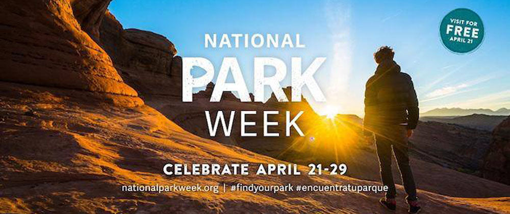 FREE Entrance to all National Parks
