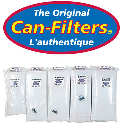 Pre Filter for CAN-Filters