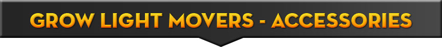 Grow Light Movers - Accessories