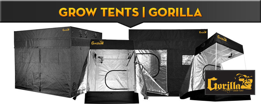 Grow Tents | Gorilla