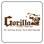 Gorilla Grow tents, Indoor green houses, tent for marijuana cultivation.