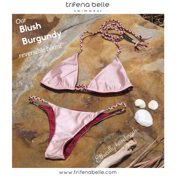 Trifena Belle Swimwear | Reversible | Quality | Beautiful