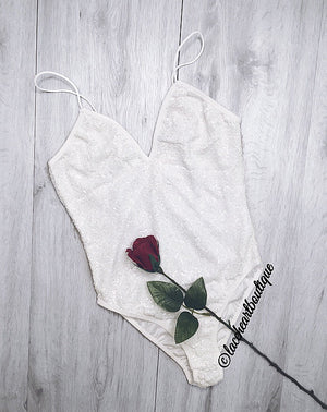 CIRA BODYSUIT WHITE