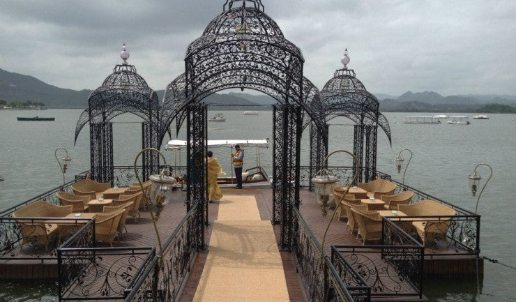 Taj Lake Palace Training Visit