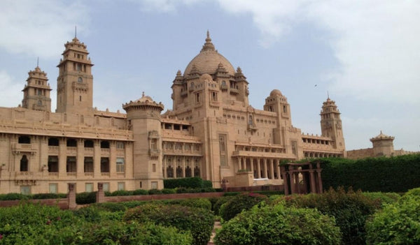 Taj Umaid Bhawan Palace Training Visit