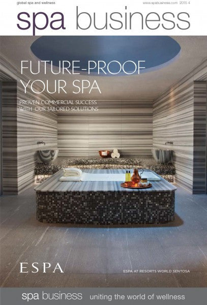 Subtle Energies feature in Spa Business Magazine