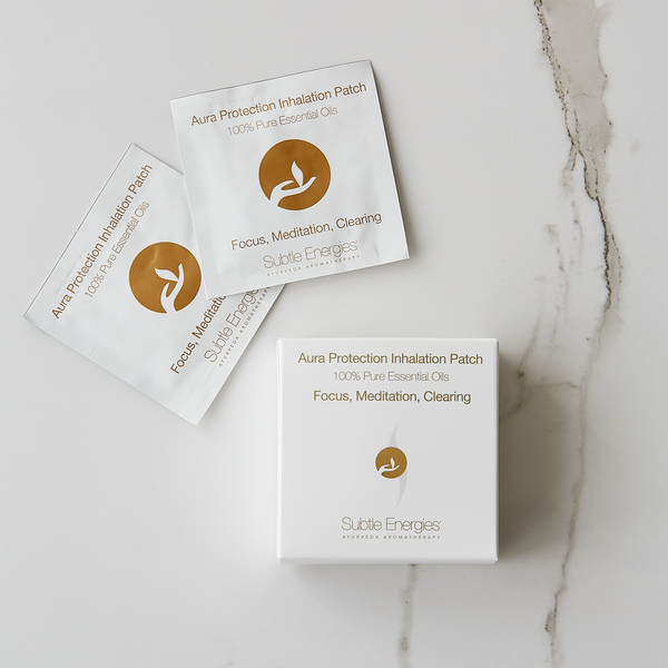 Aura Protection Inhalation Patches