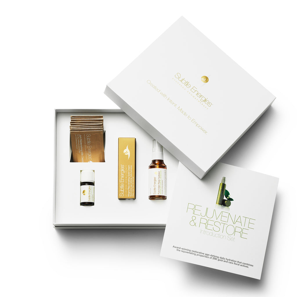 Rejuvenate & Restore - Skincare Prescription Kit