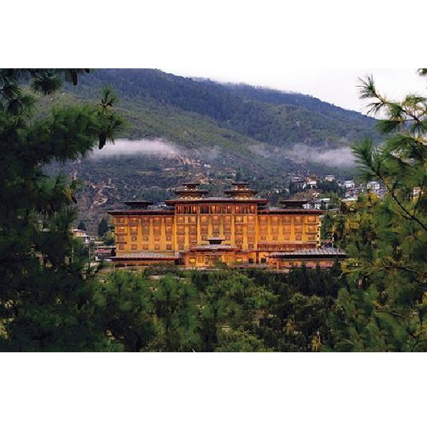 Jiva Spa at Taj Tashi, Thimphu, Kingdom of Bhutan