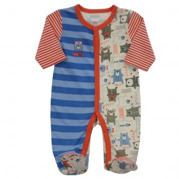 Teddy Bear Romper Suit