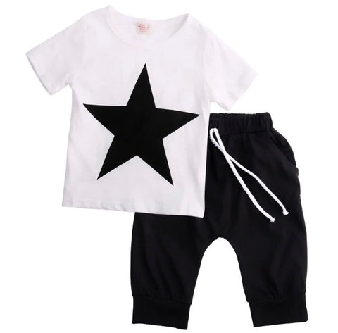 Star Two Piece Tracksuit