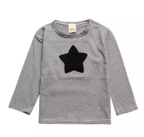 Wishing on a Star Top - Rompers Baby Boutique