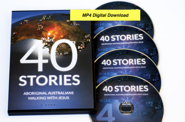 40 Stories Video Files (MP4 Digital Download)