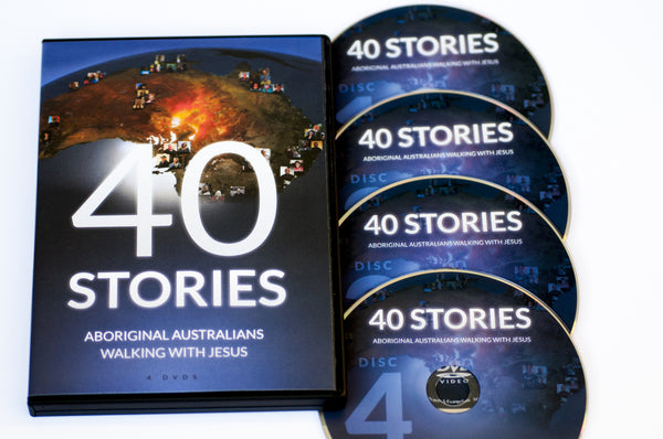 40 Stories Box Set (DVD)