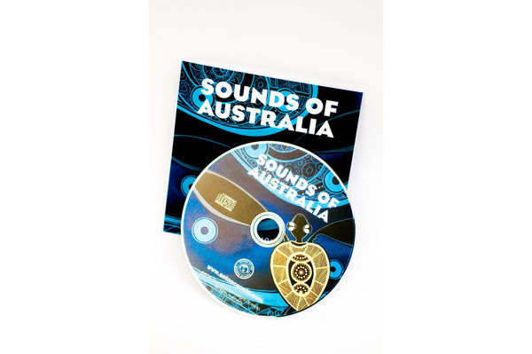 Sounds of Australia Praise & Worship Album (CD)