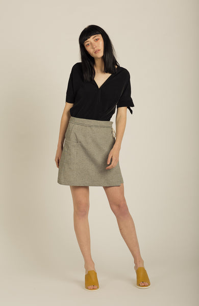 Cedric Skirt - hid the label - 1