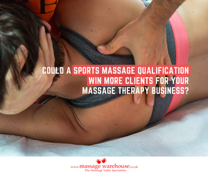 Could Sports Massage Training Win More Clients For Your Massage Therapy Business?