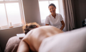You know you are a massage therapist when...