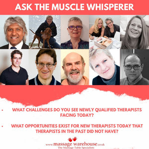 What Challenges Do Newly Qualified Therapists Face Today? (Ask the Muscle Whisperer Series)