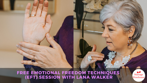 FREE Emotional Freedom Techniques (EFT) session for Massage Therapists!