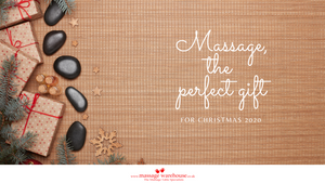 Massage, the Perfect Christmas Gift for 2020