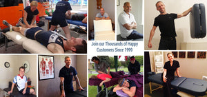 We have supplied thousands of happy customers with quality affordable massage tables