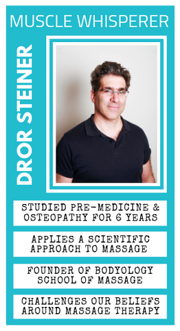 Dror Steiner profile for Ask The Muscle Whisperer