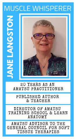 Jane Langston profile for Ask The Muscle Whisperer