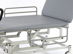 Seers Treatment Electric Hydraulic Therapy Couch Side Arm Rails