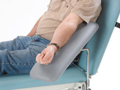 Seers Treatment Electric Hydraulic Therapy Couch Cushioned Upper Limb Support