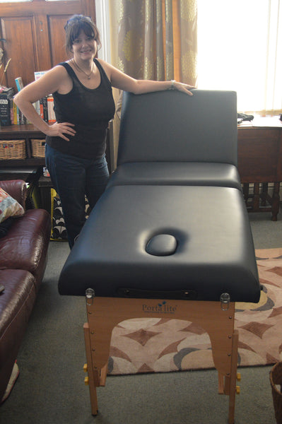 Massage table reviews and testimonials from real customers for Therapeutic massage chair reviews