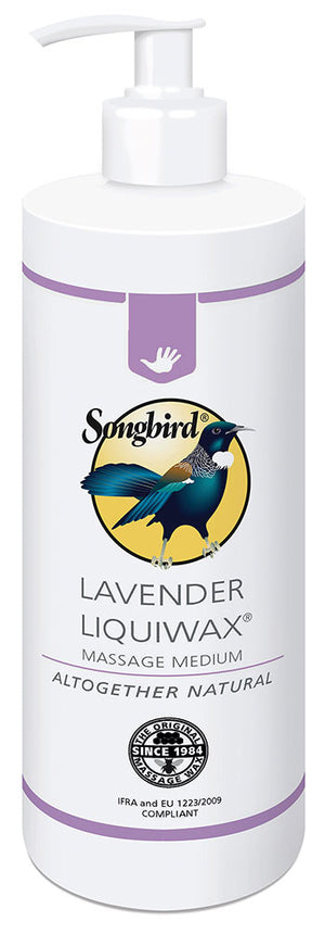 SONGBIRD MASSAGE LIQUIWAX