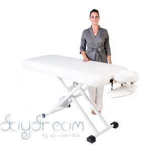 daydream electric massage table height adjustable