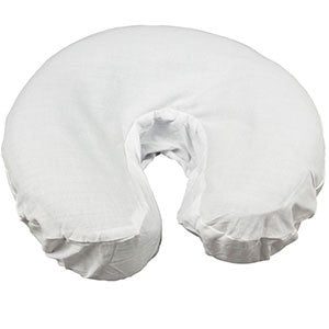 PERCALE FACE REST COVERS (4)