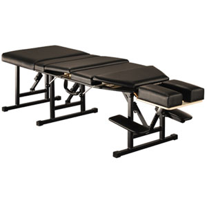 PORTA-LITE CHIROPRACTIC TABLE - BGRADE