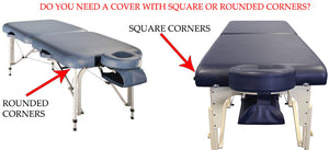 PROTECTIVE PU VINYL TABLE BARRIER & REPLACEMENT COVER (Waterproof)