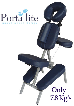 PortaLite Advantage Wheeled Massage Chair