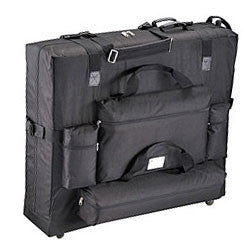 DELUXE WHEELED CARRY CASE