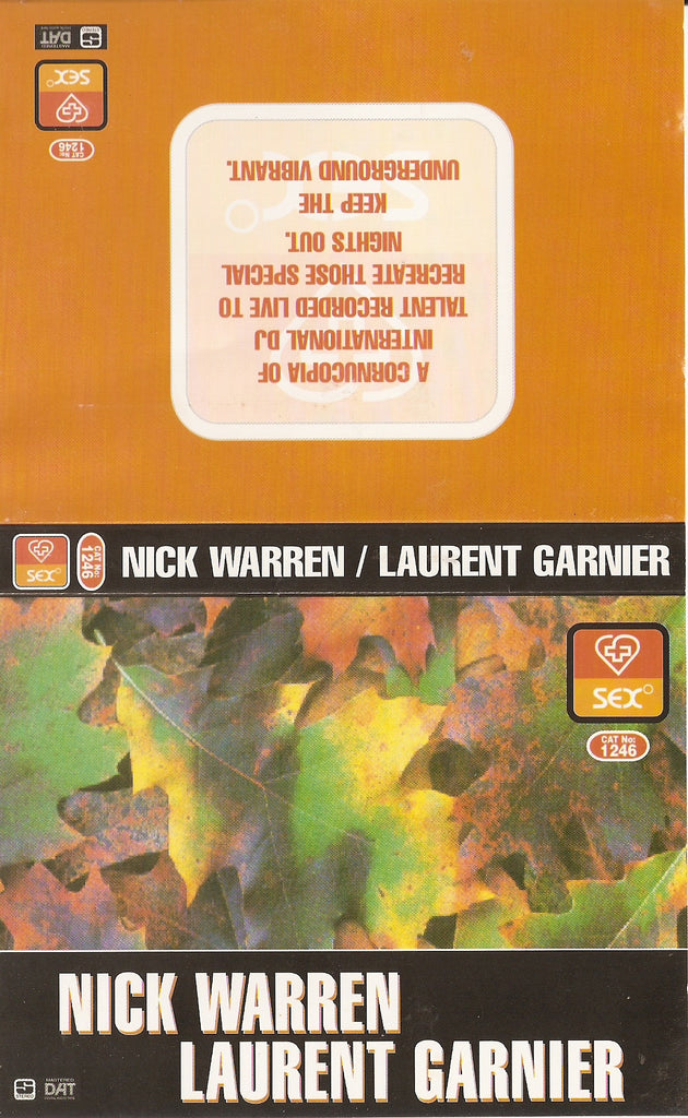 Sex (CAT1246) - Laurent Garnier [Download]
