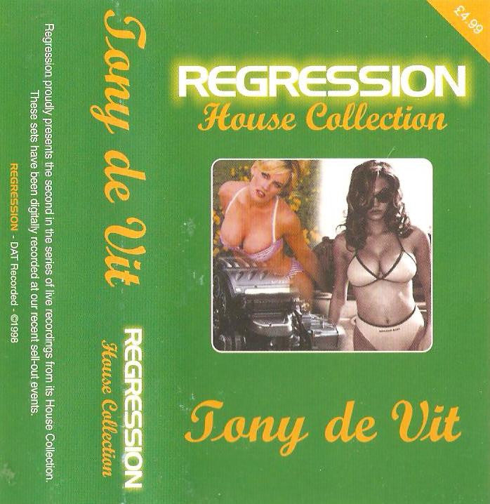 Regression - Tony De Vit [Download]