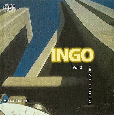 Ingo Live Vol.2 DAT Recording Rare CD