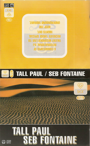 Sex (CAT1250) - Tall Paul & Seb Fontaine