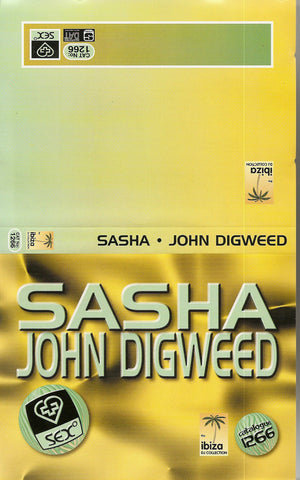 Sex (CAT1266) - Sasha & John Digweed