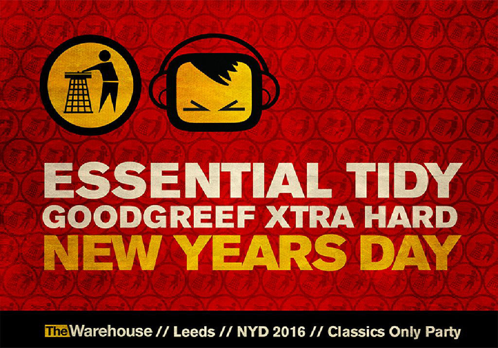 Lee Haslam @Tidy vs Goodgreef NYD [Download]