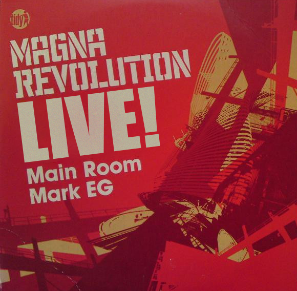 Mark EG  ‎–  Magna Revolution Live [Download]