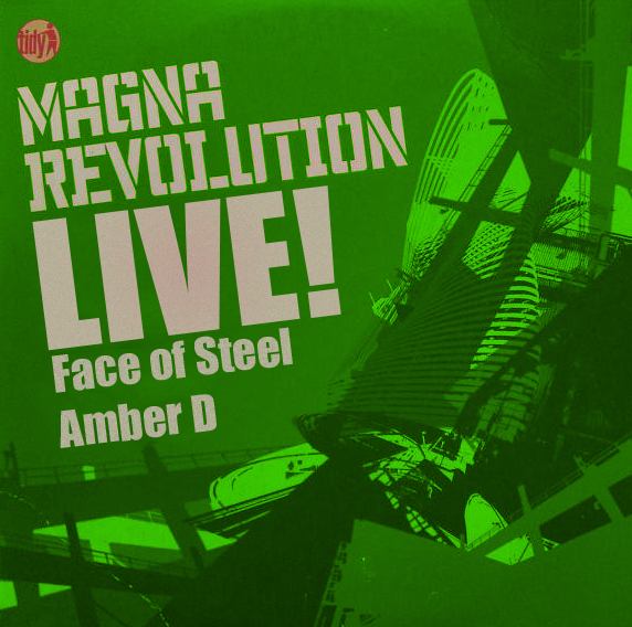 Amber D ‎–  Magna Revolution Live [Download]