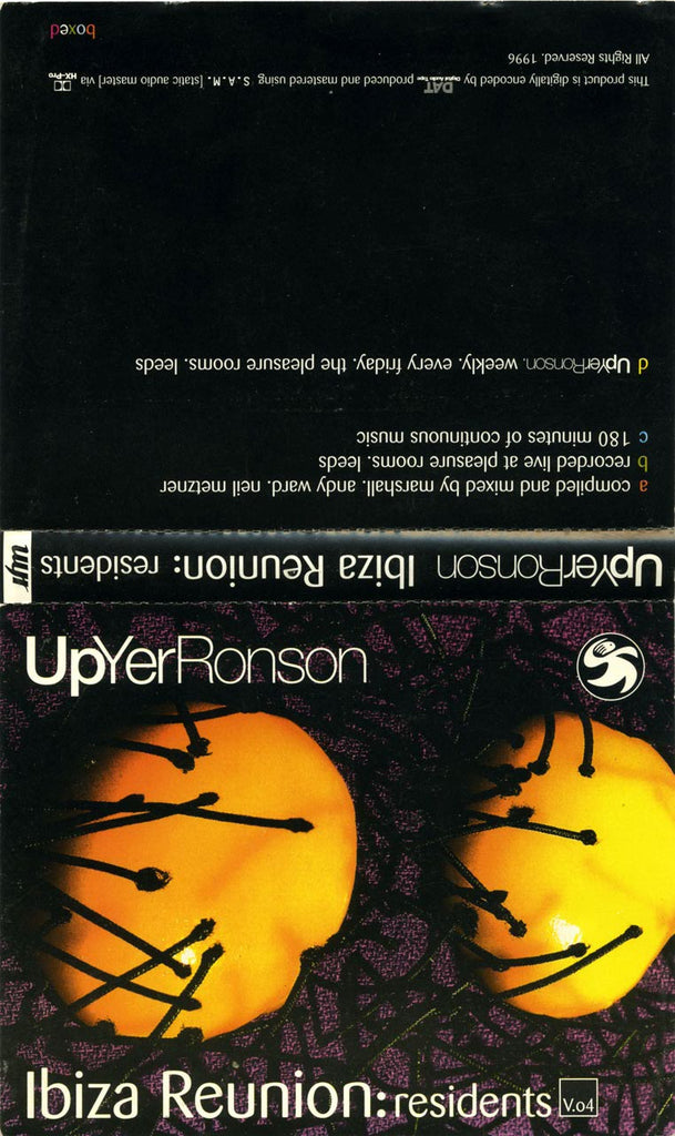 Boxed: UpYer Ronson Ibiza Reunion - Marshall [Download]